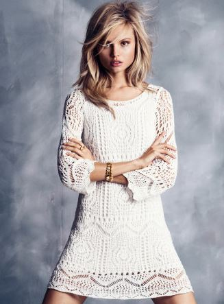 Crochet Dress HM