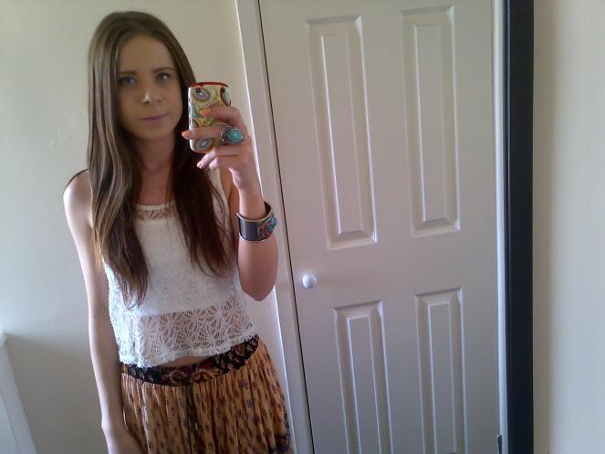 Gypsy Skirt 004