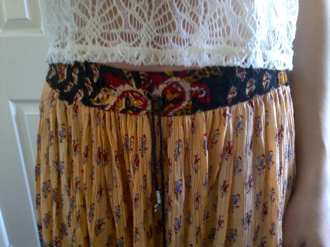 Gypsy Skirt 005