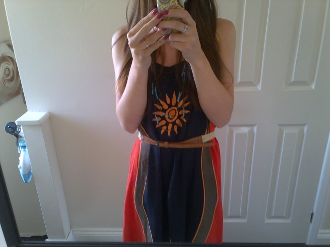 African Dress 027