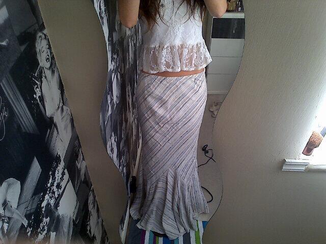 Thrift Skirt 2