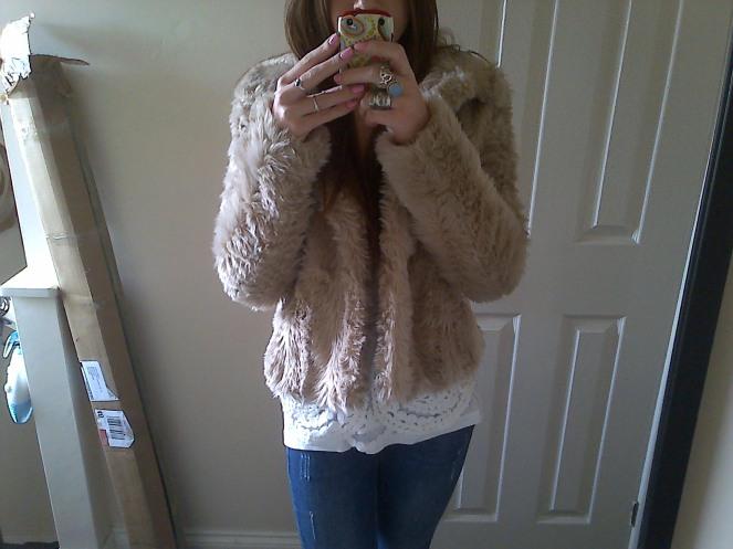 Fur jacket 003