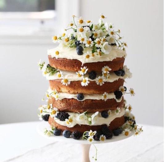 rustic-cake